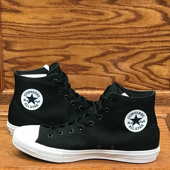 c6f47de485098 Converse Shoes | Ct Ii Hi Black White | Poshmark